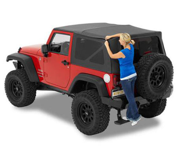 Bestop Supertop NX BlackDiamond BST54722-35 JK2Door